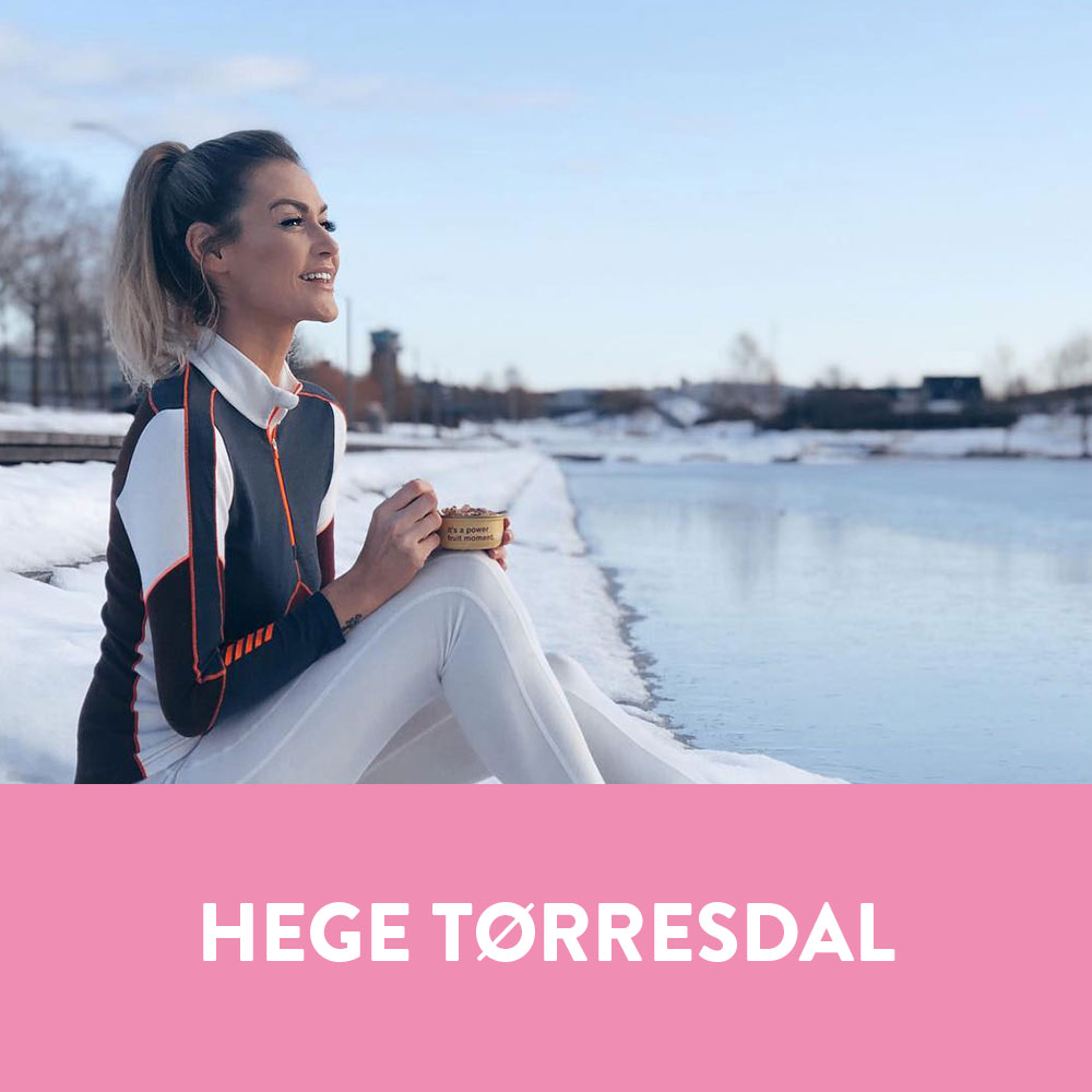 Influencers in Norway - Hege Tørresdal