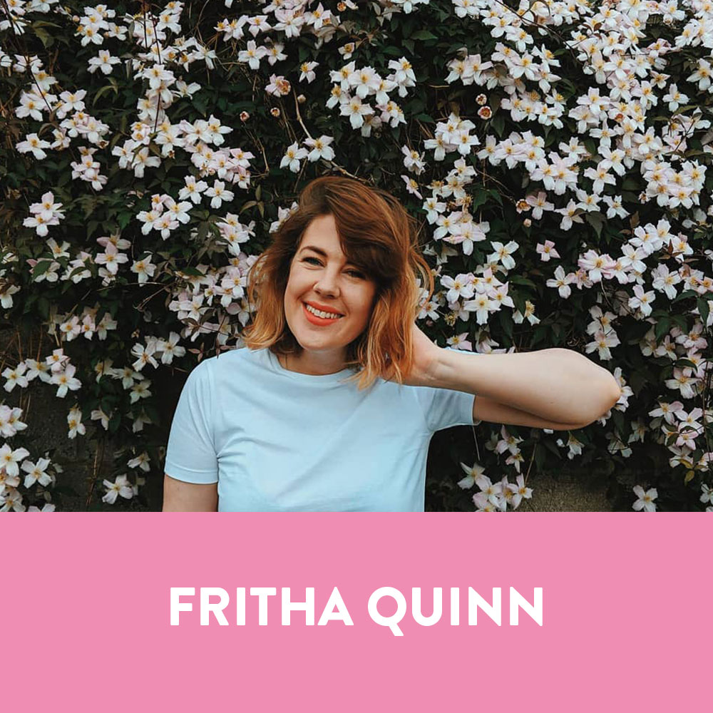 Influencers in UK - Fritha Quinn