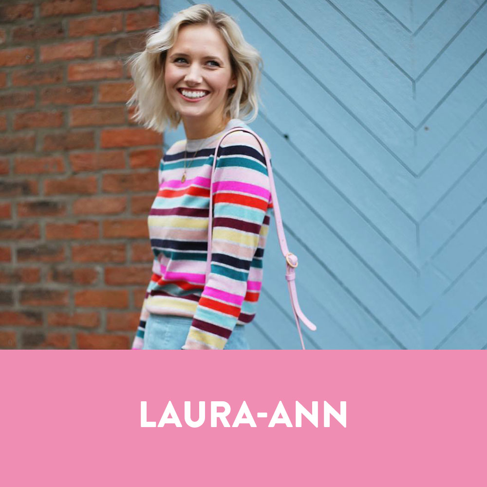 Influencers in UK - Laura Ann