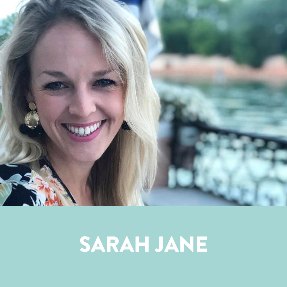 Influencers in UK - Sarah Jane