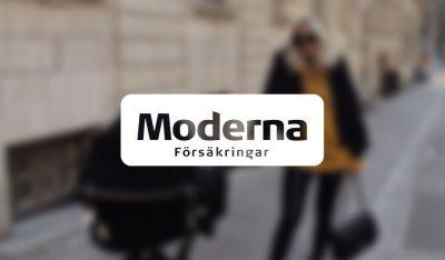 Moderna Försäkringar - Influencer Marketing