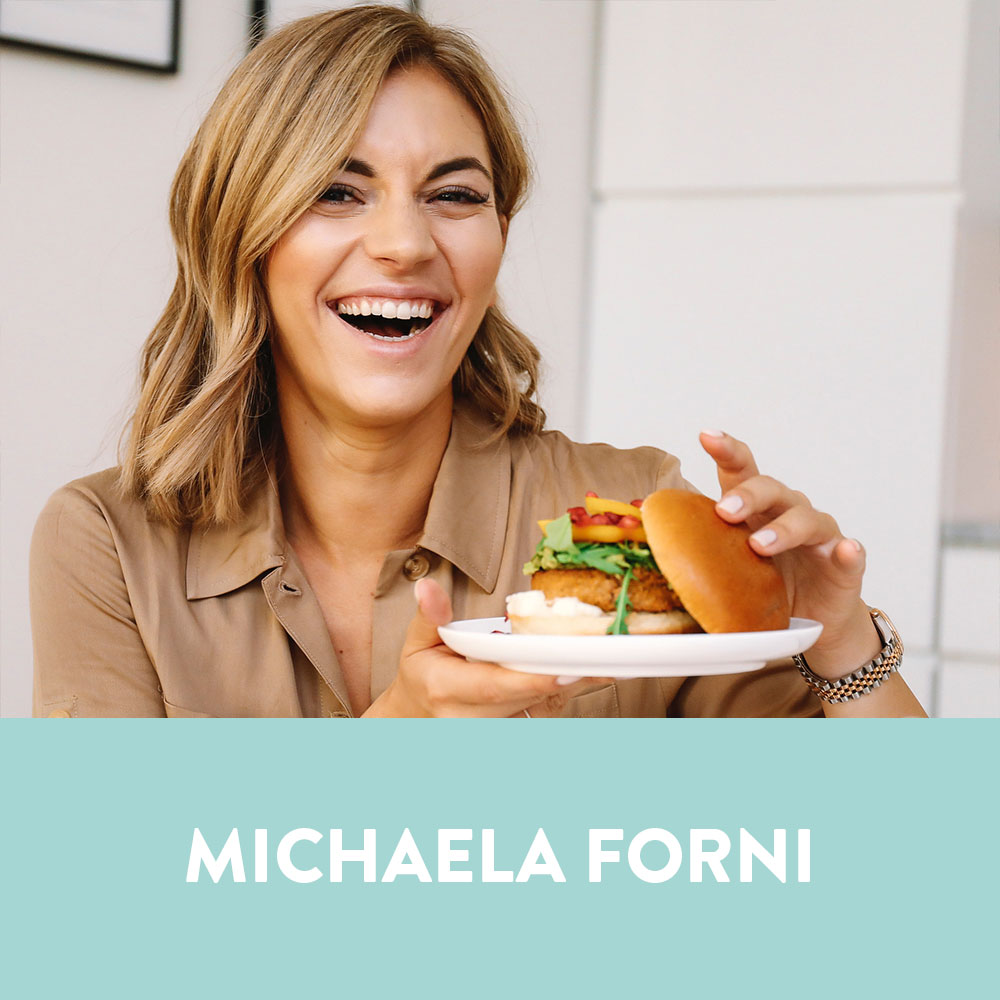Influencers in Sweden - Michaela Forni