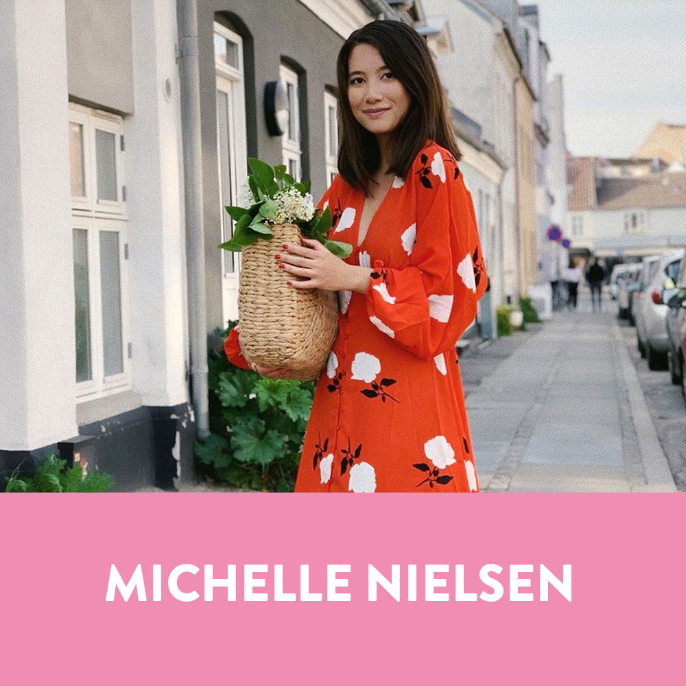 Influencers in Denmark - Michelle Nielsen