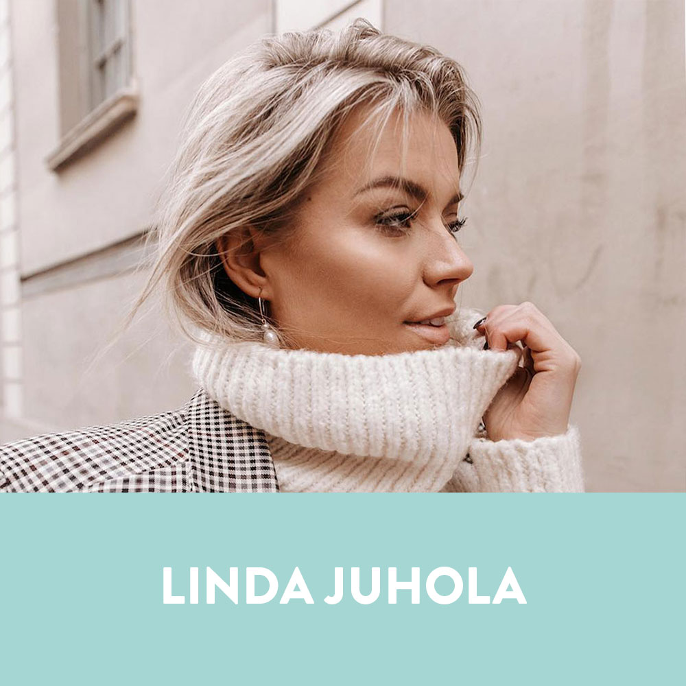 Influencers in Finland - Linda Juhola