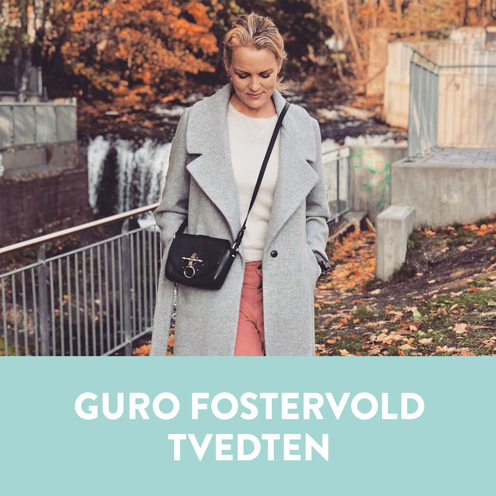 Influencers in Norway - Guri Fostervold Tvedten