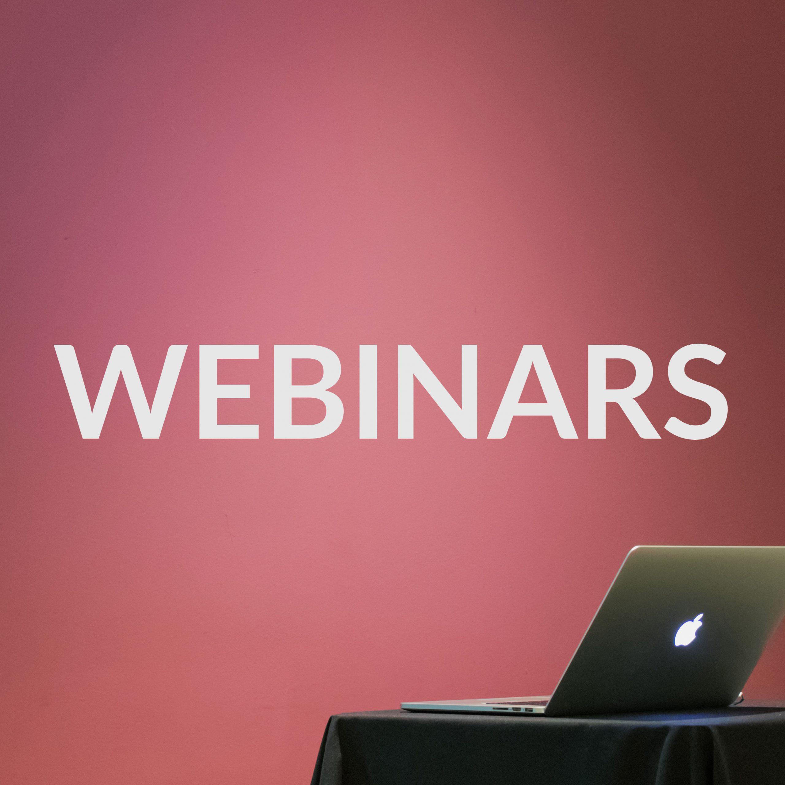 Boka dig på våra webinars om Influencer Marketing