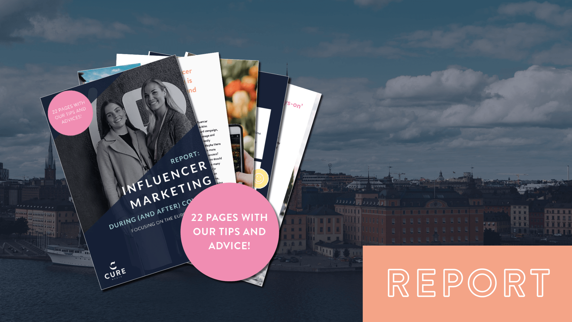 Influencer marketing report for Covid 19
