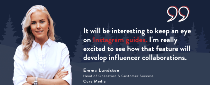 Emma Lundsten Christmas Host 2020