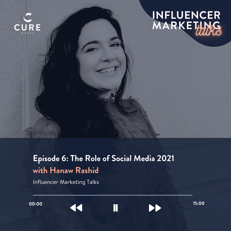 E06 - The Role of Social Media 2021 with Hanaw Rashid
