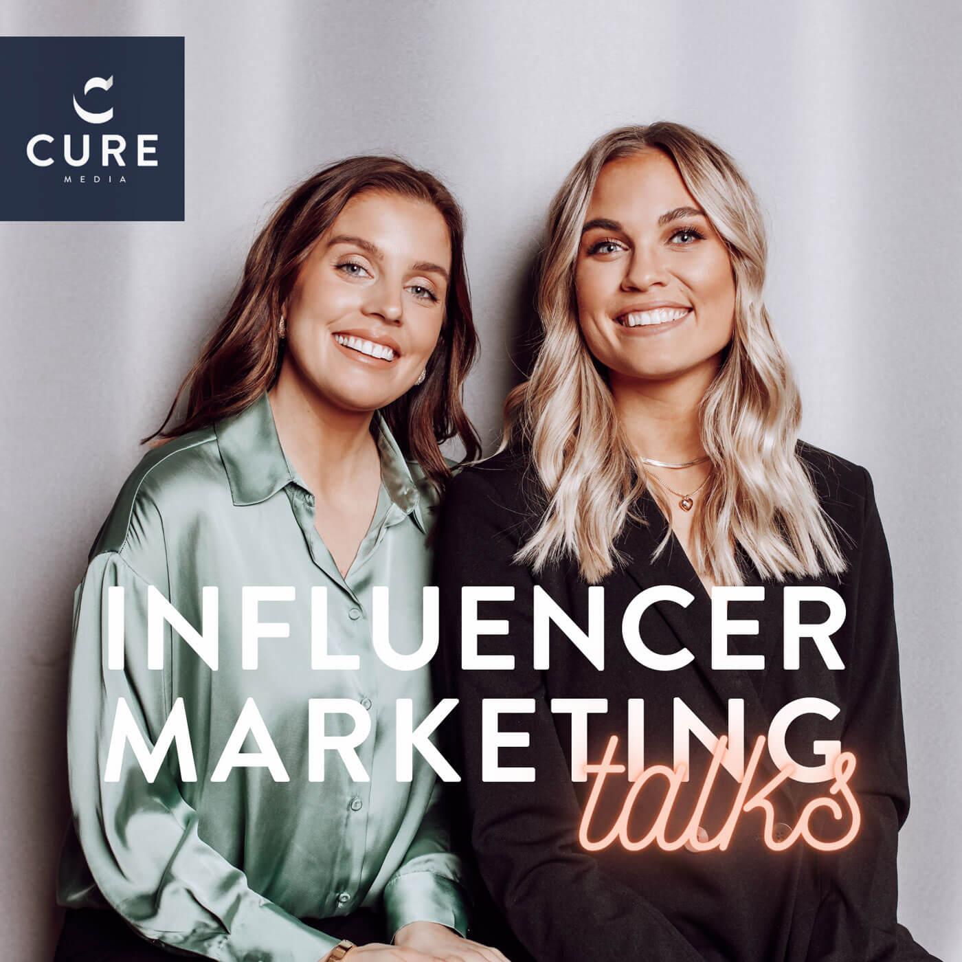 Influencer Marketing Talks Podcast Cover
