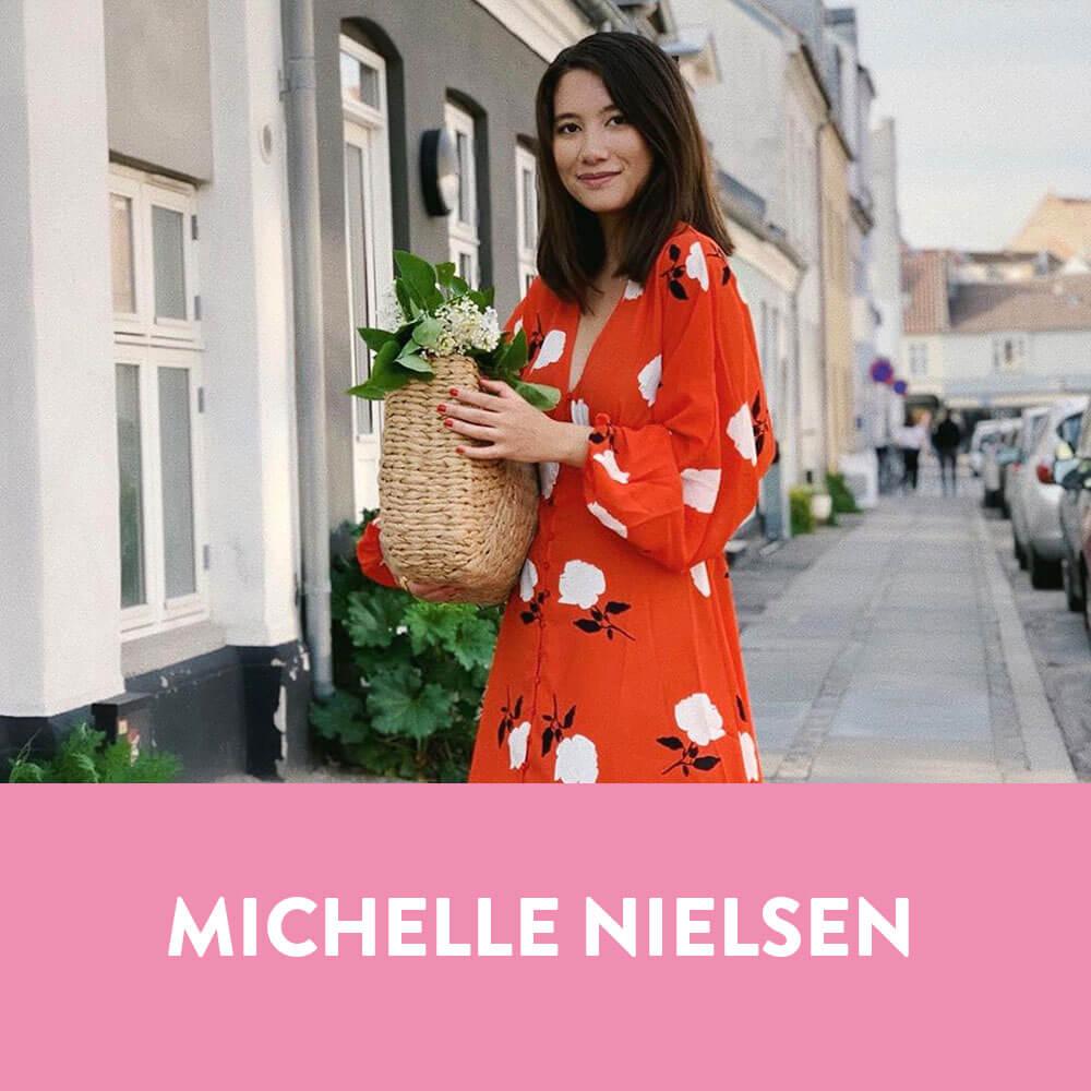 Influencers in Denmark - Michelle Nielsen