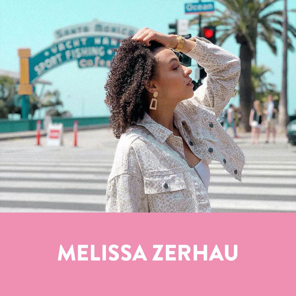 Influencers in Germany - Melissa Zerhau