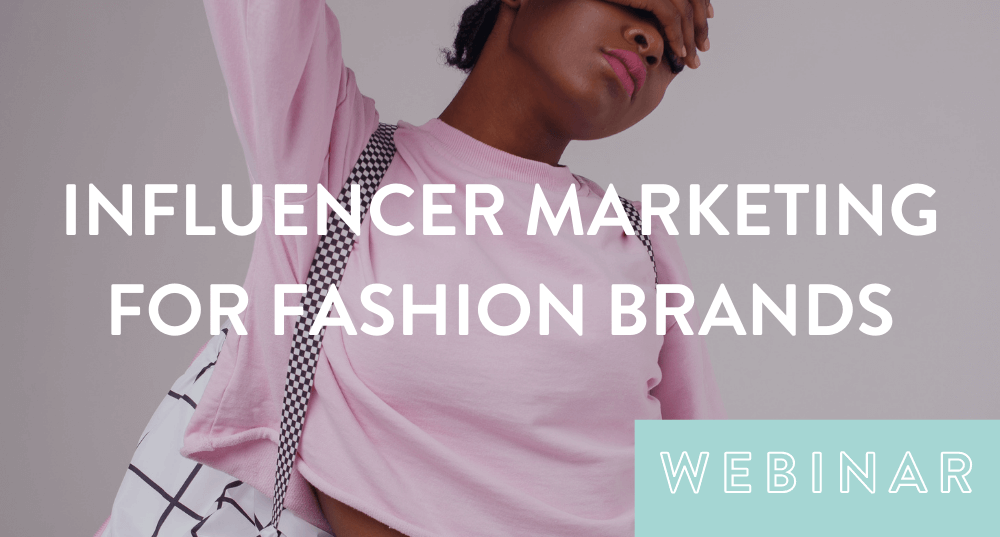 Influencer marketing for fashion interior sport lifestyle beauty brands