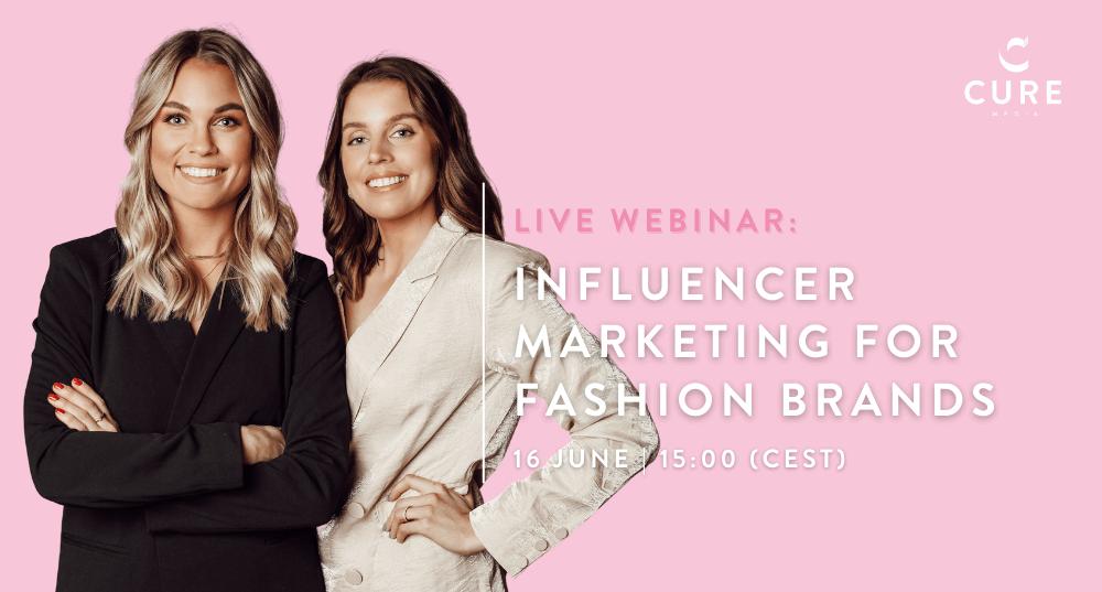 influencer marketing fashion brand