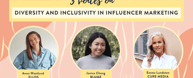 3 Voices on Diversity and Inclusivity in Influencer Marketing