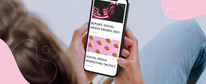 Missa inte det senaste inom influencer marketing