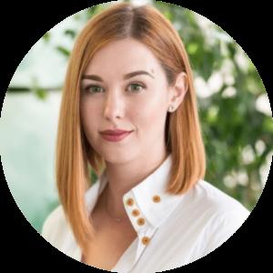 Holly Morran Marketing Manager UK Cure Media